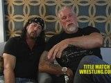 Kevin Nash & Sean Waltman Shoot on Hulk Hogan, The Rock