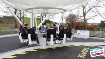 David Lantin - Vendredi en Interview Minute sur LaMinutedeMelanie.fr