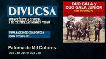 Duo Gala Junior, Duo Gala - Paloma de Mil Colores
