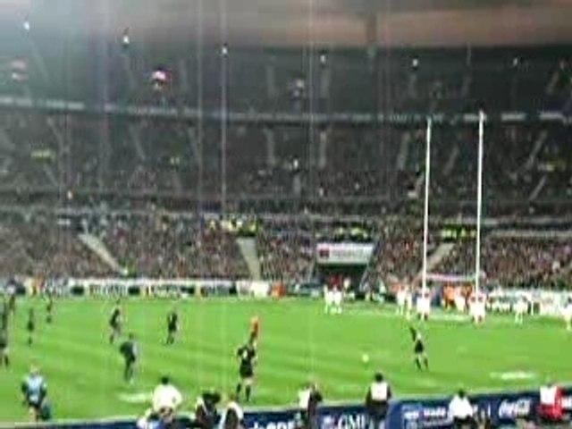 France - Nouvelle Zélande, nov 2006