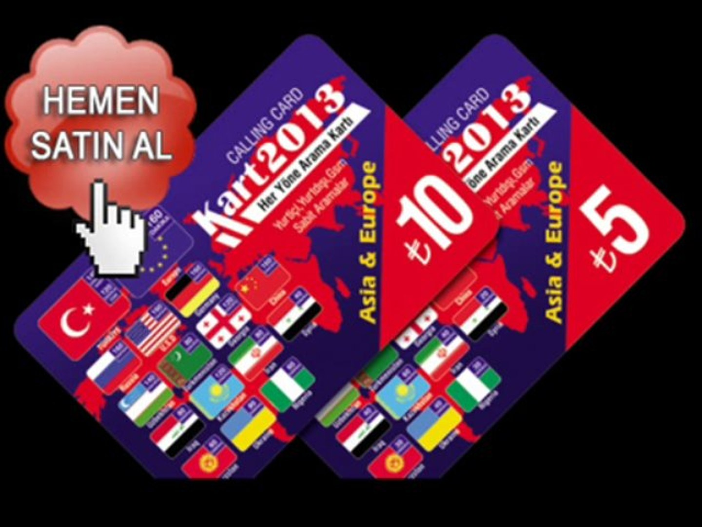 Kart2013,Kart2013,Kart2013,Kart2013::Turkey International Phone Calling Cards