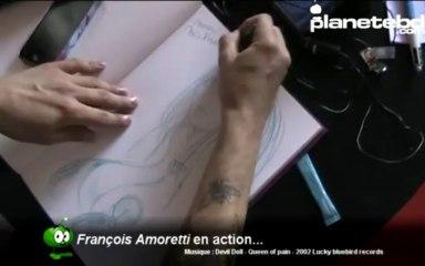 Vidéo de François Amoretti