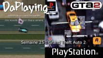 Grand Theft Auto 2 - PlayStation - DaPlaying - Semaine 25 - 2013