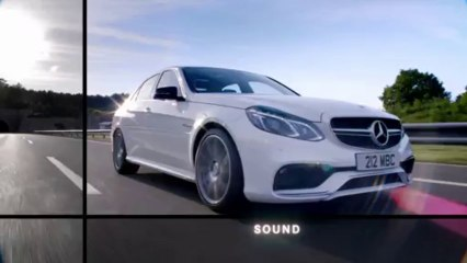 Mercedes-Benz: Sound With Power