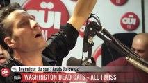 Washington Dead Cats - All I Miss - Session Acoustique OÜI FM