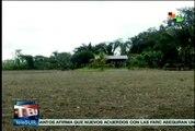El desbordamiento del río Chixoy en Guatemala afecta cultivos de maíz