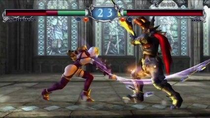 Nightmare VS Ivy de Soulcalibur II HD Online