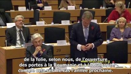 Farage vs Van Rompuy: Une tempête électorale arrive