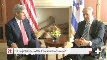 US Negotiators Offer Iran Sanctions Relief