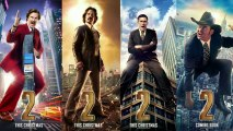 ANCHORMAN 2 4 New Character Posters For  Are Released - AMC Movie News
