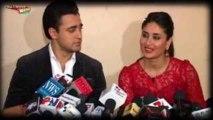 Kareena Kapoor and Imran Khan promote Gori Tere Pyaar Mein on KBC 7