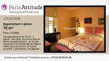 Appartement 1 Chambre à louer - Jardin du Luxembourg, Paris - Ref. 5692