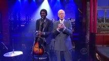 Gary Clark Jr. - Next Door Neighbor Blues [Live on David Letterman]