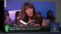 Top Média : la réplique sexy de Doria Tillier face à Nicolas Bedos