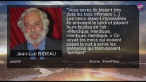 Jean-Luc Bideau clash Eric Ramzy et Jamel Debbouze