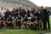 Les All Blacks au stade Jean Bouin