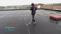XSPlatforms Rooftop Fall Protection Systems from Rigid Lifelines