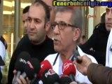 """Aziz Yıldırım: """"Ersun Yanal, pazar günü maçtaki yerini alacak"""""""
