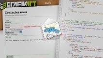 Tutoriel PHP - Formulaire de contact avancé