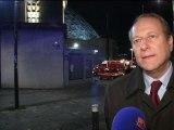 Explosion accidentelle à Paris: les services de déminage sur place - 08/11