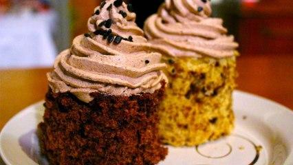 Brzi kolač / Microwave Chocolate Cake in a Cup