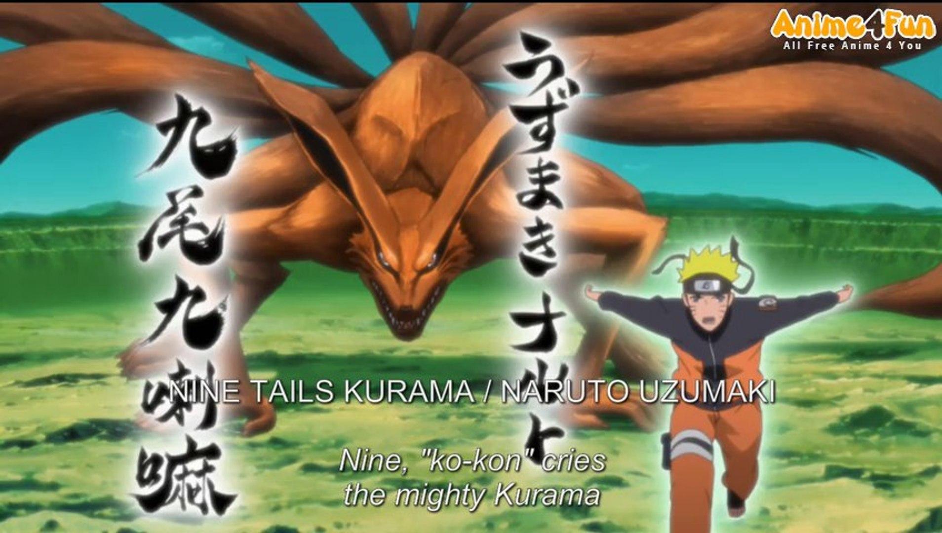 Naruto Shippuden Tailed Beast Song