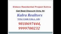 *9818697444* Eldeco Sector 2 Sohna|Eldeco Sec 2 Sohna Gurgaon