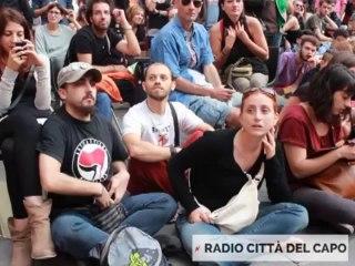 Zerocalcare in piazza Verdi- -La Zattera-