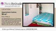 Appartement 3 Chambres à louer - Ledru-Rollin, Paris - Ref. 3436