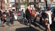 Funérailles Véronique Pirotton Liège - affaire Wesphael - samedi 9 novembre 2013