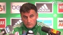 ASSE : Galtier regrette l'absence des supporters lyonnais !