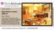 1 Bedroom Apartment for rent - Rue de la Pompe, Paris - Ref. 1202