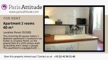 1 Bedroom Apartment for rent - Levallois Perret, Levallois Perret - Ref. 3554