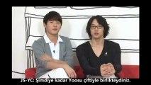 (Türkçe altyazı) JYJ / Junsu - Yoochun (Yoosu) Junsu'nun Kenya diline olan merakı :))