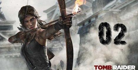 Tomb Raider [2] Première rencontre