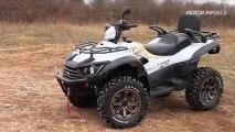 Essai quad TGB Blade 550 LT EPS