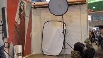 Présentation de l'édition 2013 du Salon de la Photo et entretien avec Jean-Pierre Bourgeois, commissaire général du Salon