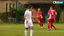 CFA2 - Nîmes 4-0 OM : le résumé