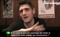 Didier Cassegrain en interview sur PlaneteBD.com