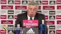 "Ancelotti : ""Cristiano Ronaldo, un niveau d'un autre monde"""