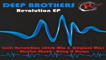 Deep Brothers - Revolution (Club Mix) (HD) Official Records Mania