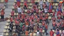 Football : la boulette d'un gardien japonais