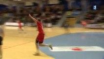 Handball : victoire du SMV (Vernon) contre Nancy