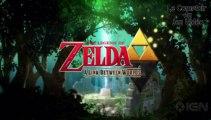 Le Comptoir du Jeu Vidéo #3.2 : Impressions sur Zelda A Link Between Worlds à la Paris Games Week 2013