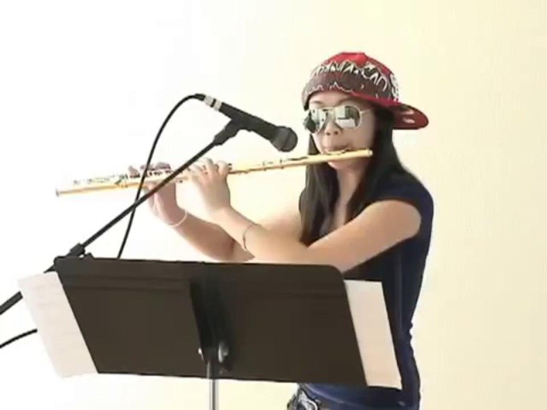 Annie Wu Three Beats Beatbox Flute