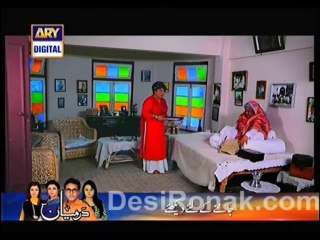Quddusi Sahab Ki Bewah - Episode 123 - November 10, 2013 - Part 4