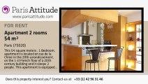 1 Bedroom Apartment for rent - Gambetta, Paris - Ref. 4421