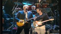 Mark Knopfler, Sting, Eric Clapton, Phil Collins Money For Nothing (Montserrat 1997) HD