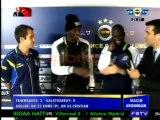 Moussa Sow ve Demba Ba'dan Maç Sonu Açıklamalar Fenerbahçe 2-0 Galatasaray