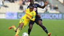 Girondins de Bordeaux (FCGB) - FC Nantes (FCN) Le résumé du match (13ème journée) - 2013/2014